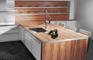 Обзор кухонных столешниц